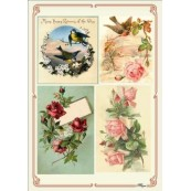 Hartie decoupage Maya Collection