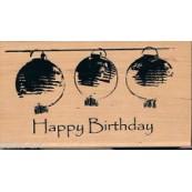Stampila Happy Birthday