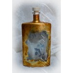 Blue Rose Bottle