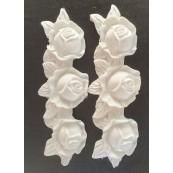 Mulaj 15- bordura trandafiri